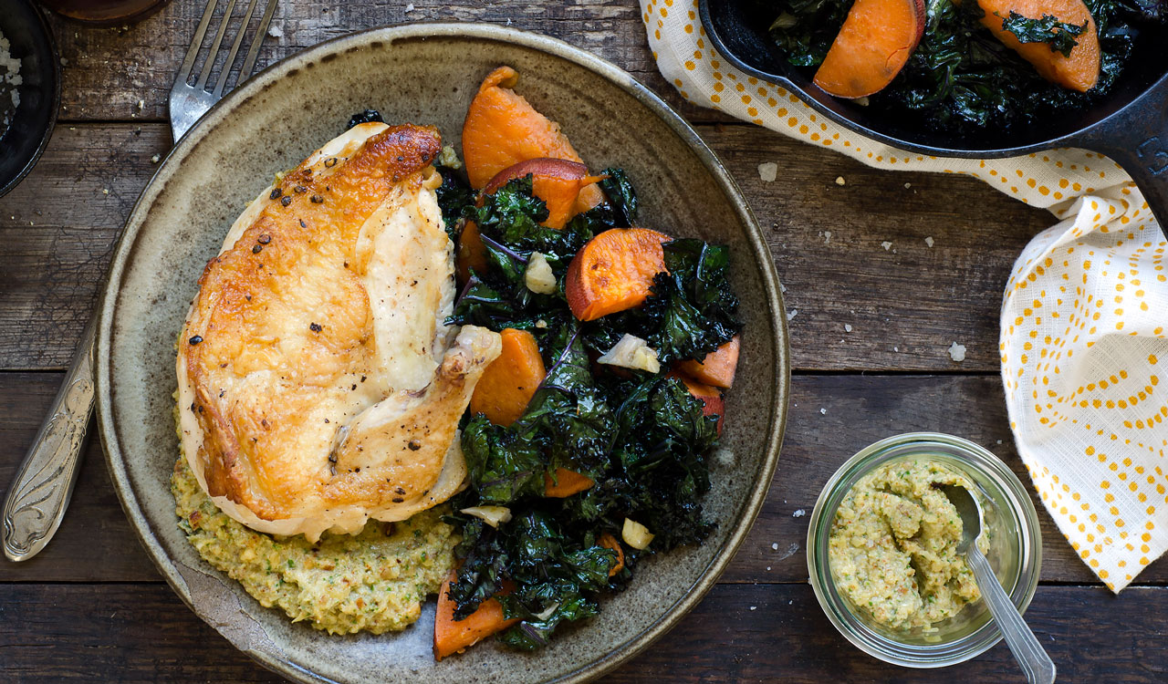 chicken-and-kale-sweet-potatoes